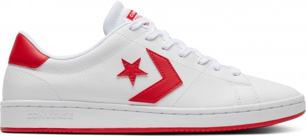 Converse All-Court - Ox - White Leather