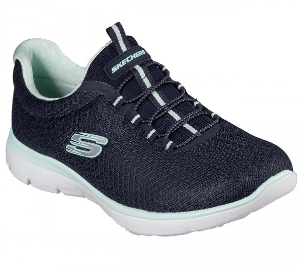 Summits - Navy / Blue Polyester