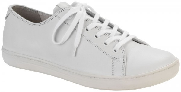 Arran Ladies White natural leather