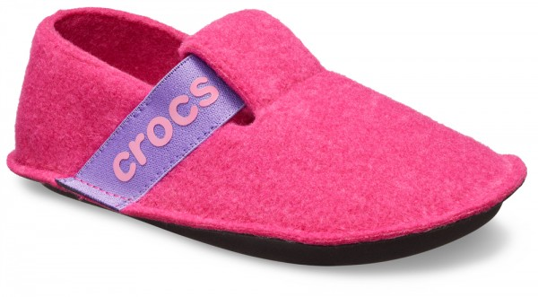 Classic Slipper Kids Candy Pink Croslite