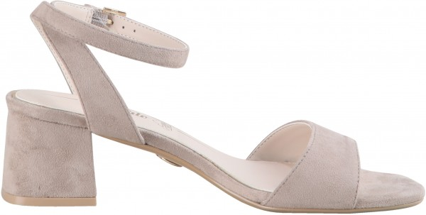 Rainelle - Sandal Heel - Imi Suede - Taupe Suede