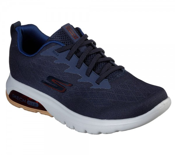 GO WALK AIR NITRO Navy / Blue Textile