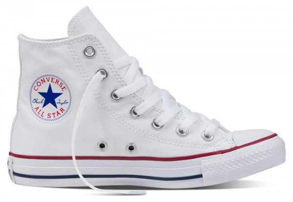 Chuck Taylor All Star Hi Optical Valkoinen Canvas  5a0e02c708