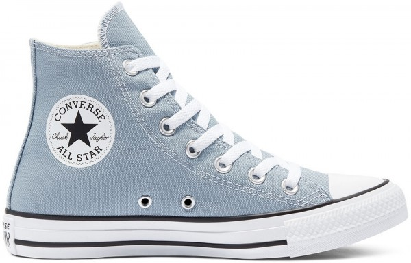Chuck Taylor All Star Seasonal Color - Hi - Obsidian Mist Canvas