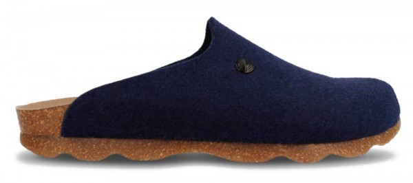 Helsinki PET Navy Recycled felt