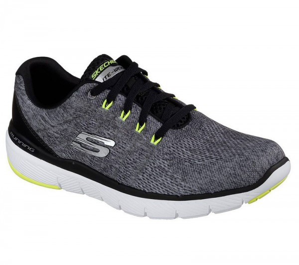 Flex Advantage 3.0 - Stally Grey / Black Textile