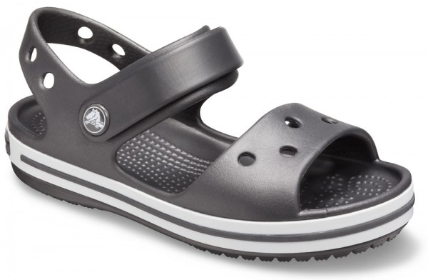 Crocband Sandal Kids Graphite Croslite