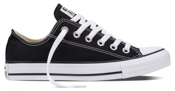 Chuck Taylor All Star Ox Black Canvas