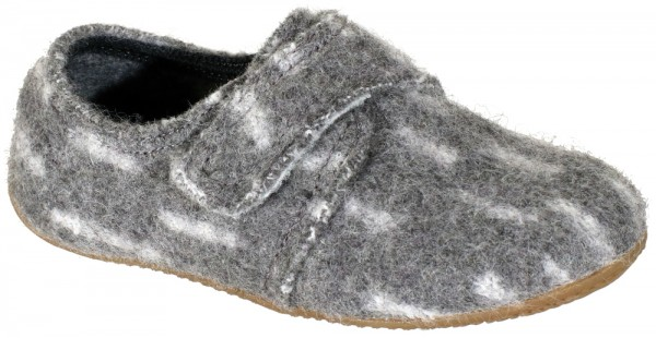 Klettmodell Grey Wool