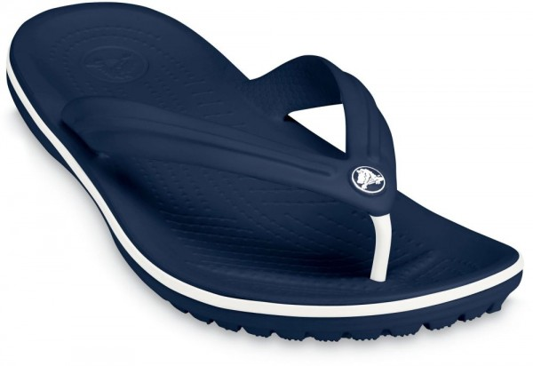 Crocband Flip Navy Croslite