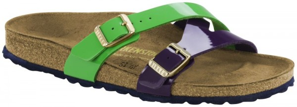 Yao Balance Tropical Purple Green Patent Birko-Flor patent