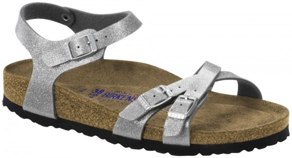 Kumba Magic Galaxy Silver Soft Footbed Birko-Flor