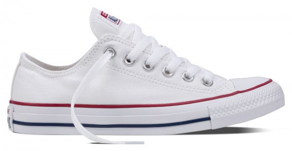 Chuck Taylor All Star Ox Optical White Canvas