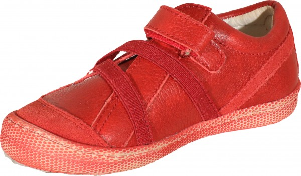 74179 - Red smooth leather