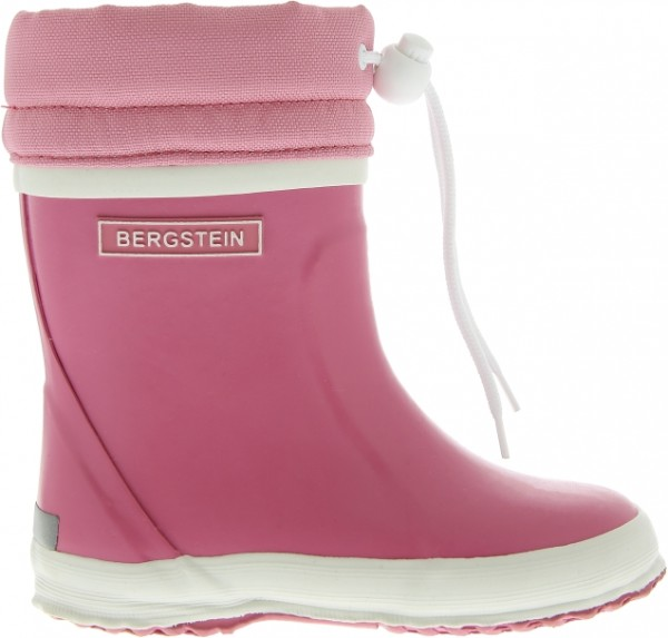 Winterboot Pink Rubber
