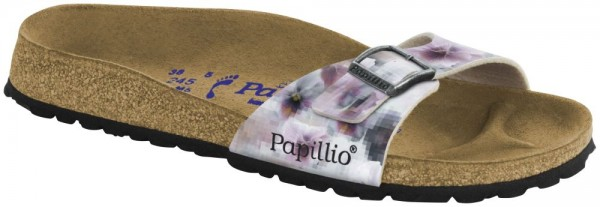 Madrid Pixel Rose Soft Footbed Birko-Flor