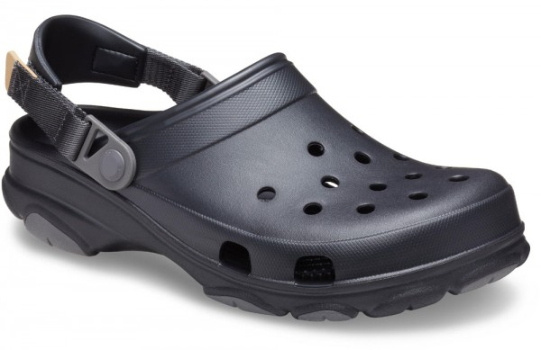 Classic All Terrain Clog Black Croslite