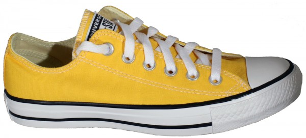 Chuck Taylor All Star - Ox - Lemon Chrome Canvas