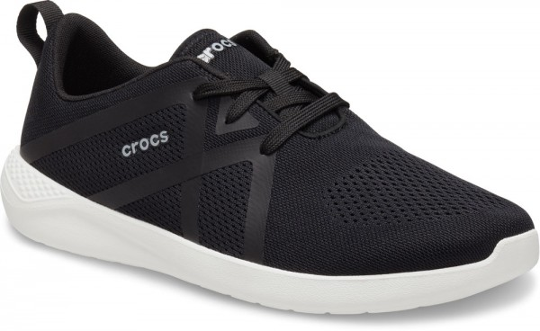 LiteRide Modform Lace Men Black / White Croslite