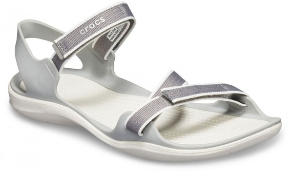 Swiftwater Webbing Sandal Smoke / Oyster Croslite