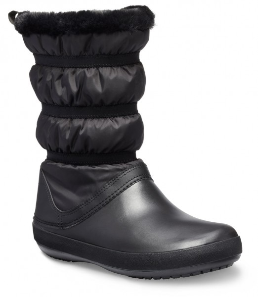 Crocband Winter Boot Women Black / Black Croslite