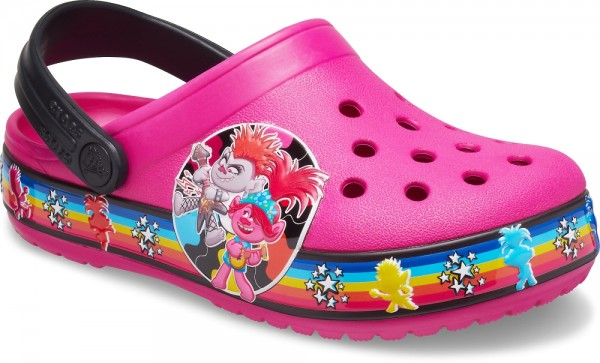 Crocs Fun Lab Trolls 2 Candy Pink Croslite