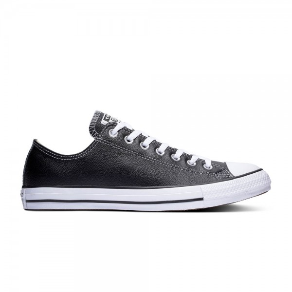 Chuck Taylor All Star Ox Black Leather