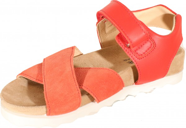 73951 - Red / Mango Leather