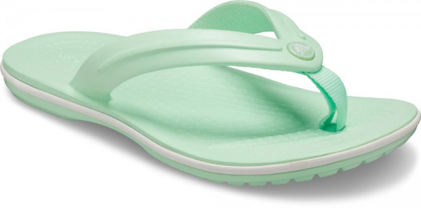 Crocband Flip Kids Neo Mint Croslite