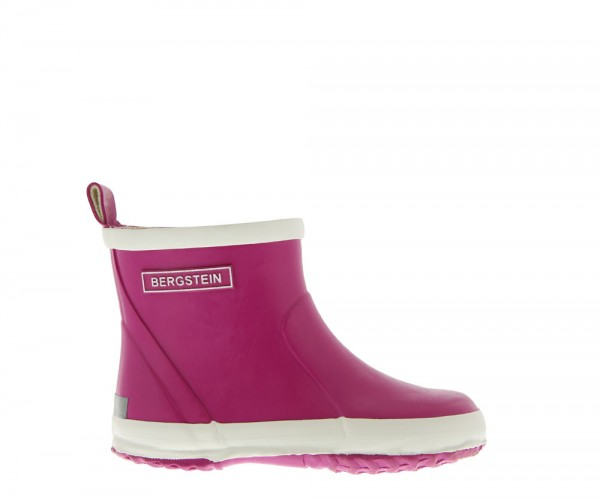 Chelseaboot Fuxia Rubber