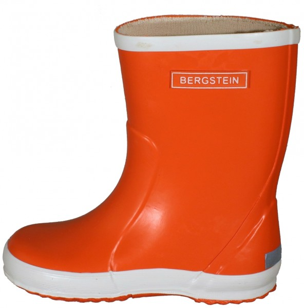 Rainboot New Orange Rubber
