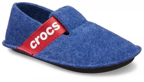 Classic Slipper Kids Cerulean Blue Croslite