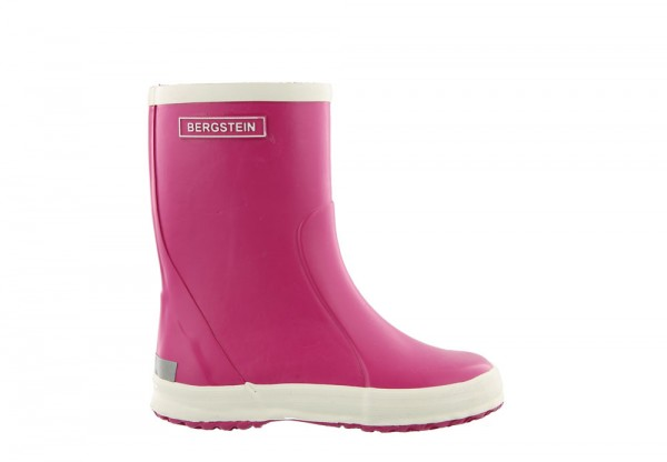 Rainboot Fuxia Rubber
