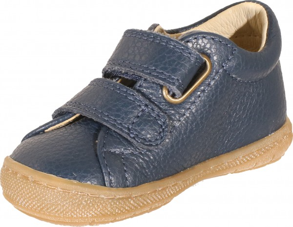 74011 - Blue smooth leather