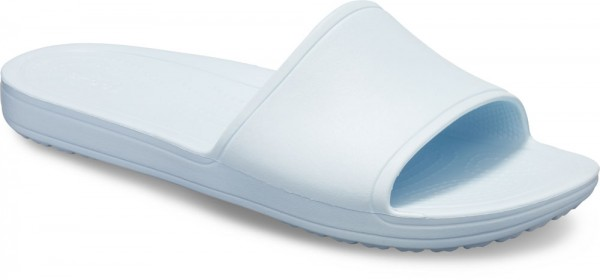 Sloane Slide Women Mineral Blue Croslite